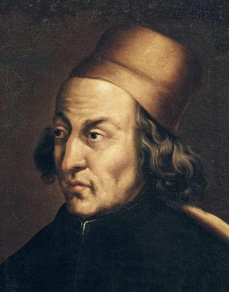 Portrait of Marsilio Ficino
