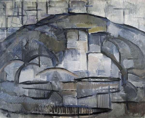Landscape, 1911-1912 (painting)
