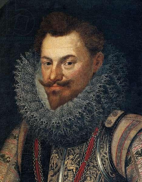 Portrait of Albert VII, 1596