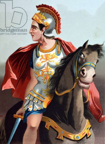 ALEXANDER the Great (356-323 BC)