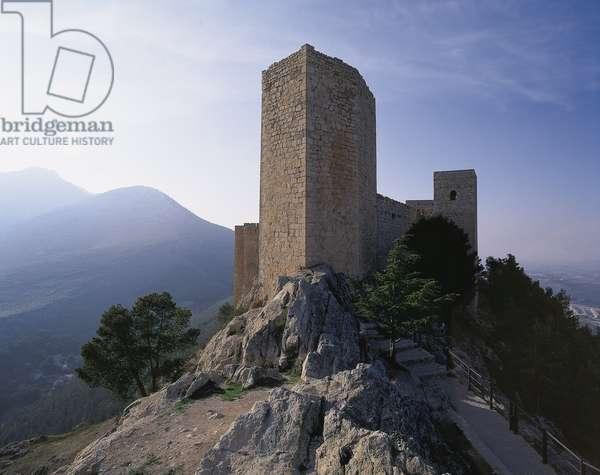 Castle of Santa Catalina, 13th-17th century (photo)