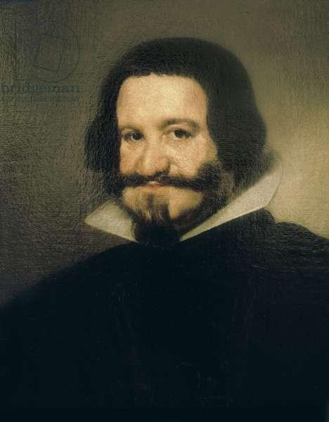 Portrait of Gaspar de Guzman Olivares