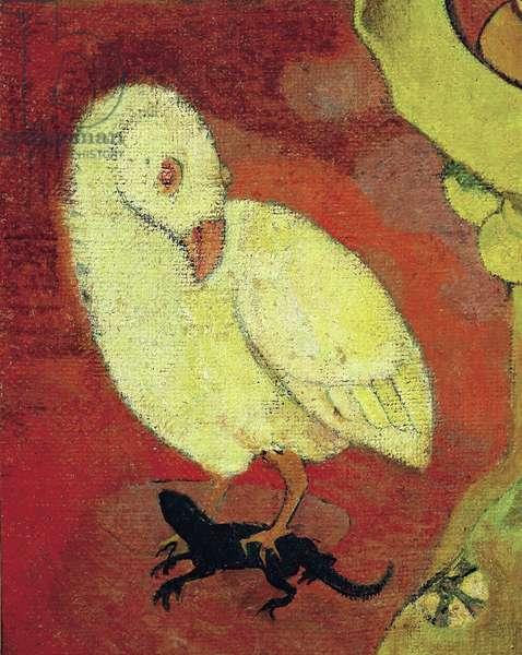 Vairumati (detail), 1897 (oil on canvas)