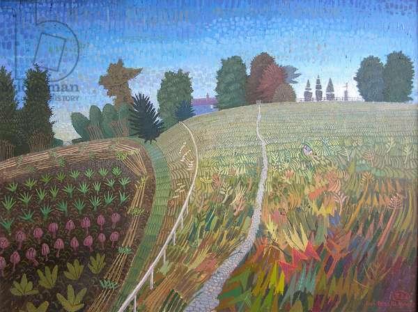 Midsummer Rapture, 2007 (acrylic)