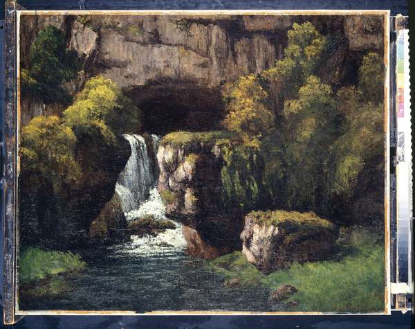 Source in the Jura (1866)
