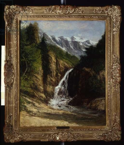 The Waterfall (circa 1873)