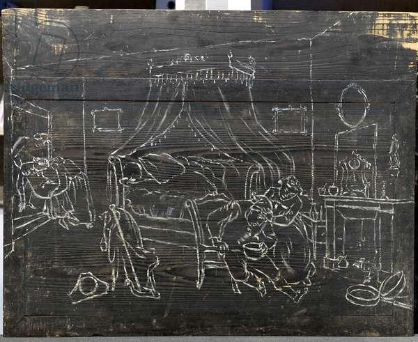 The saga of conference. the bedtime (circa 1868)