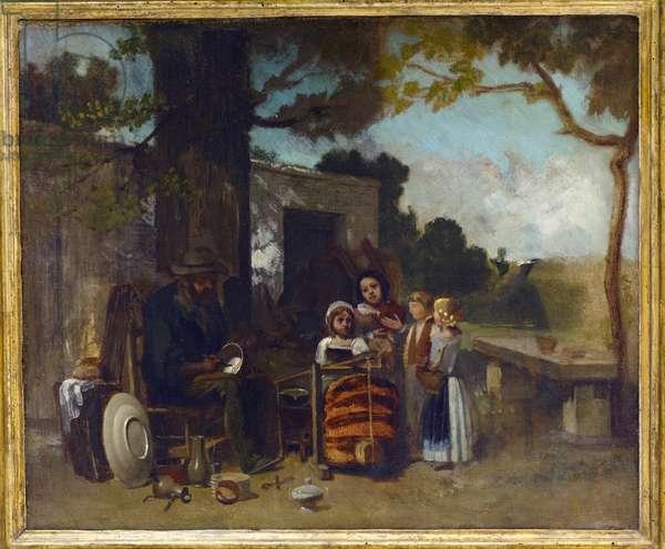 The Retameur (1842)
