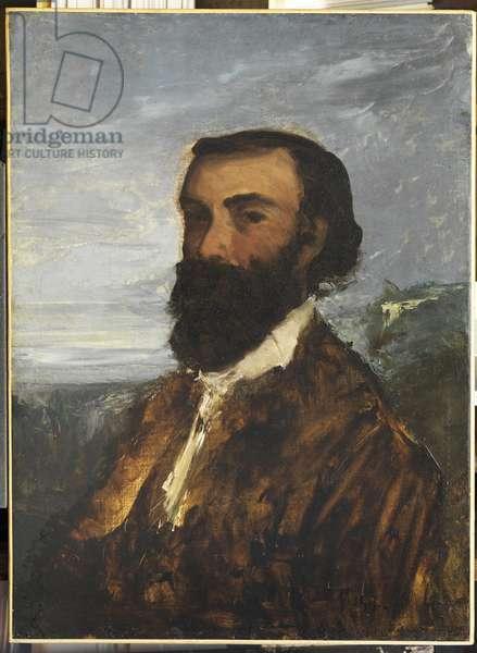 Portrait of Louis Augustin Auguin (1862)