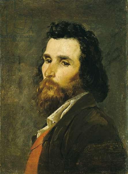 Portrait after Velasquez (1869)