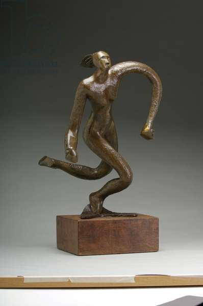 Atalanta, 1938 (bronze)