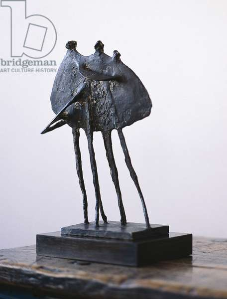 Walking Group, 1951 (bronze)