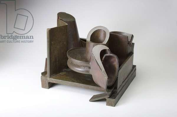Redoubt, 1988-90 (bronze)