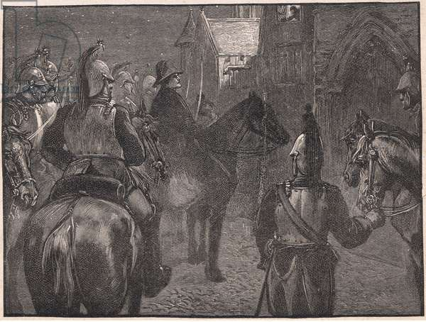 Kidnapping of the Dukes D'enghien AD 1804