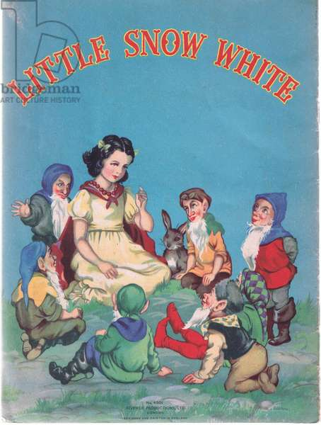 Front cover, 1940's (colour litho)