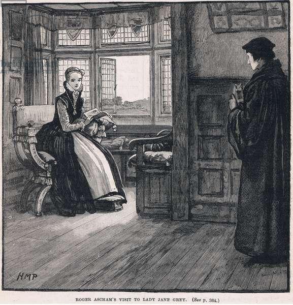 Roger Ascham's visit to Lady Jane Grey