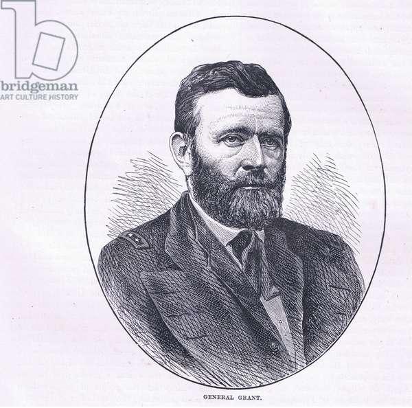 General Grant (litho)