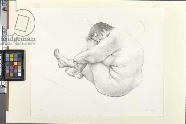 Princeton Nude (lithograph)