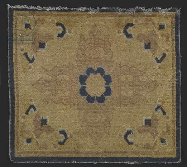 Rug (wool & cotton)