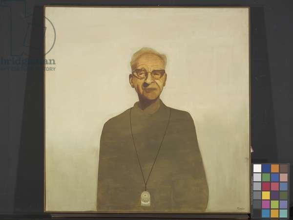 Portrait Of Donn Kimmell (oil on canvas)