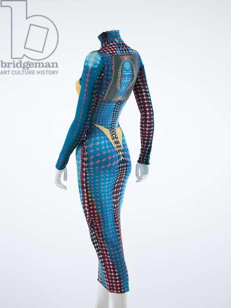 Dress, c.1995-96 (nylon & spandex)