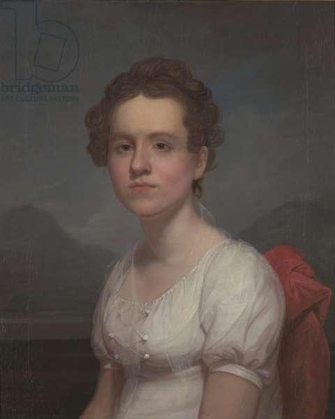 Portrait of Helen Miller, Mrs Charles G. McLean, c.1806 (oil on canvas)