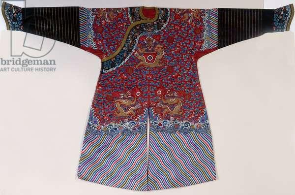 Man'S Dragon Robe (photo)