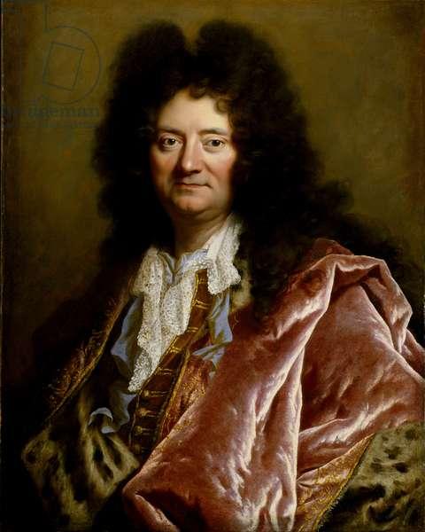 Portrait of a Gentleman, c.1705 (oil on canvas)