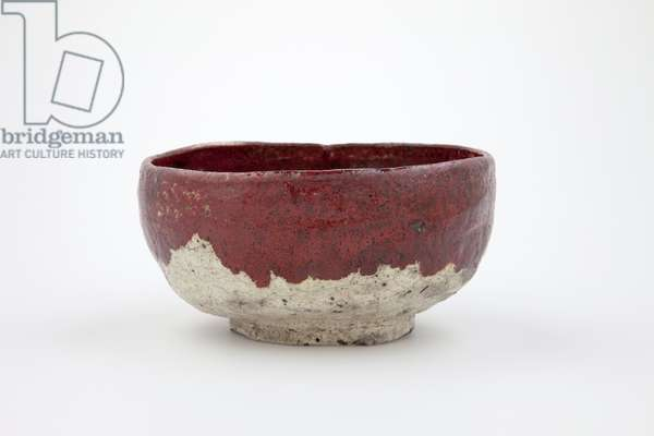 Wide bowl, 1700 (stoneware, glaze)