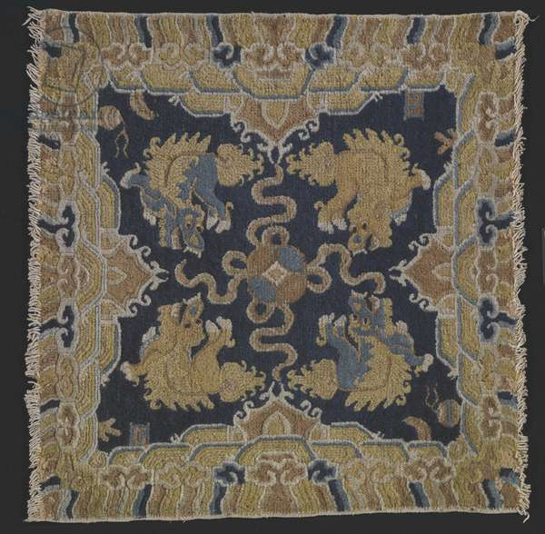 Rug (wool & cotton)