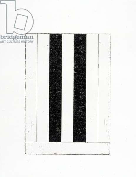 12 Views For Caroline Tatyana (F) (etching)
