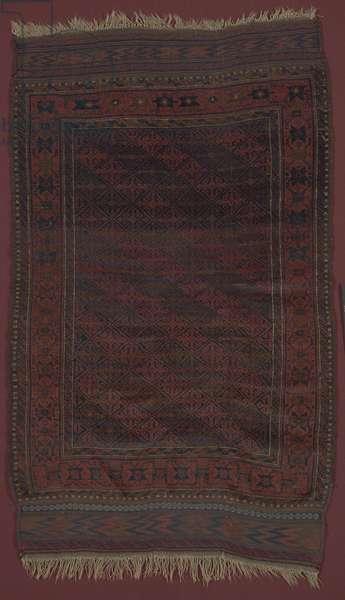 Rug c.1900 (wool)