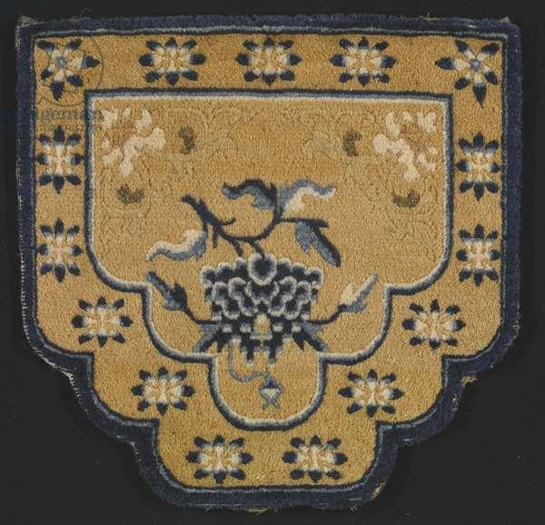 Throne Rug (wool & cotton)