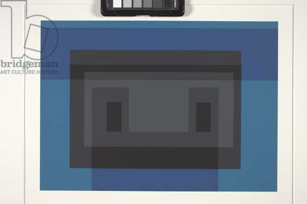 Vii (screenprint)