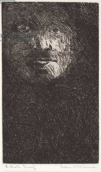 Tranquility (I) (etching)