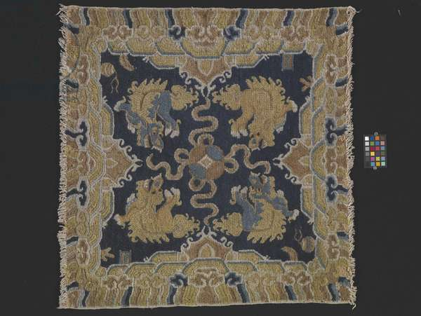 Rug (wool, cotton)