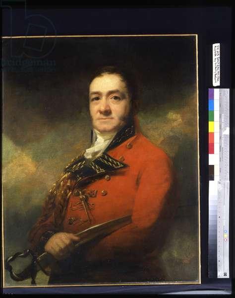 Major General Charles Reynolds (oil on canvas)
