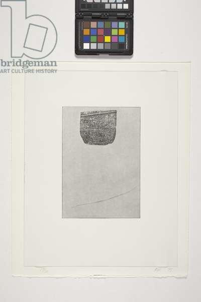 Untitled, 1975 (photolithograph)