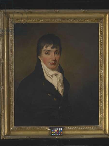 Portrait Of George Deuchar (oil on canvas)