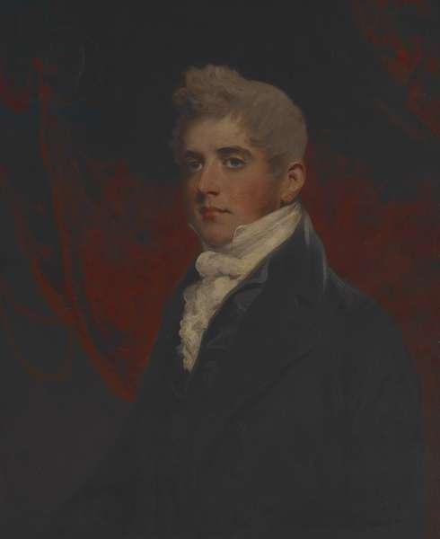 Portrait of William Inigo Jones, c.1800 (oil on canvas)