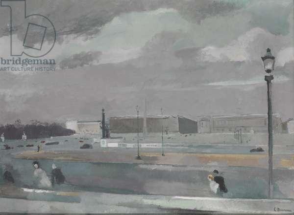 La Concorde (oil on canvas)