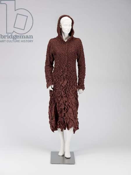 Coat, 1990s (cotton)