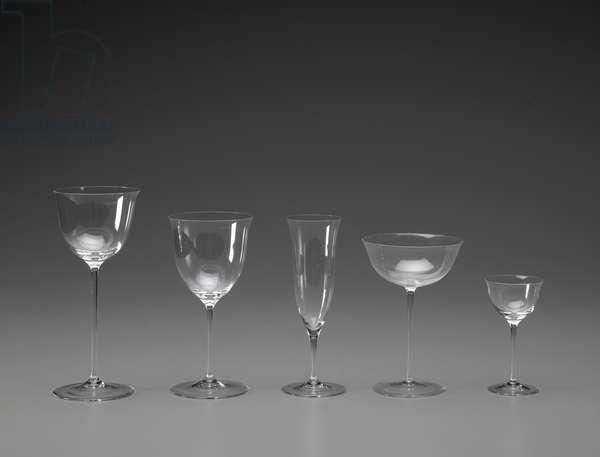 Patrician Goblets (glass)