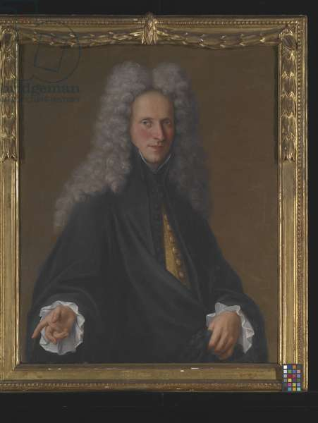 Portrait Of An Unknown Nobleman (oil on canvas)