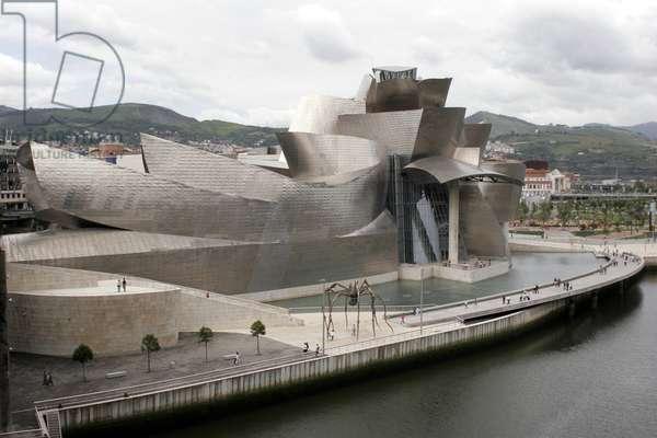 Guggenheim museum Bilbao Spain (Spain)