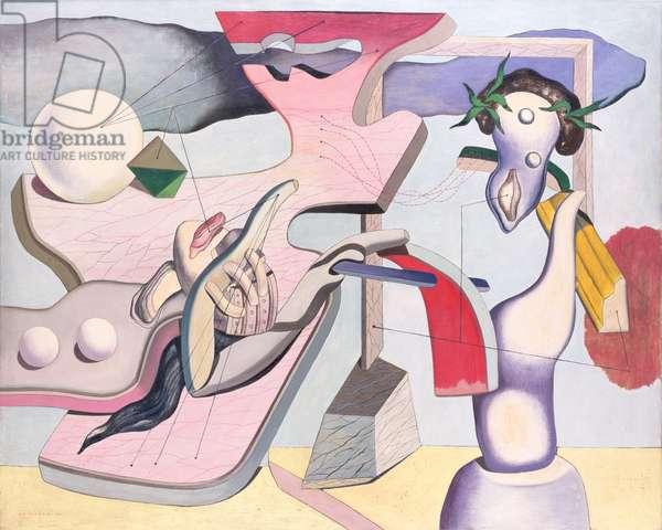 Sochar, 1934 (oil on canvas)