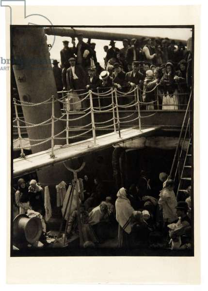 The Steerage, 1907 (gelatin silver print)