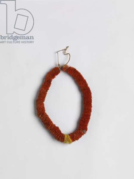 Headband (lei) (feathers)