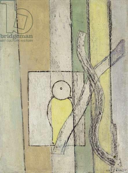 Dove, 1925-26 (oil on panel)