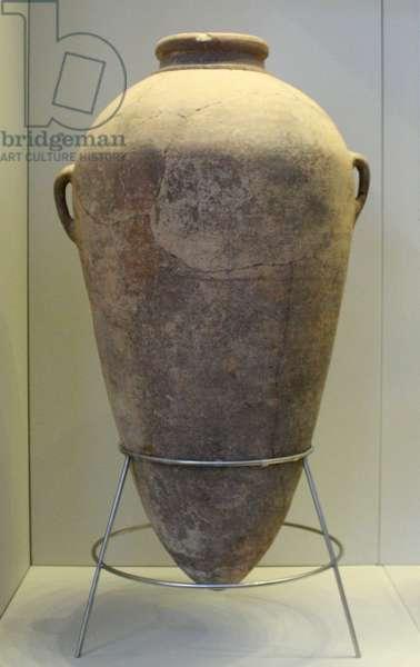 Large Storage Jar, Shiloh (ceramic)